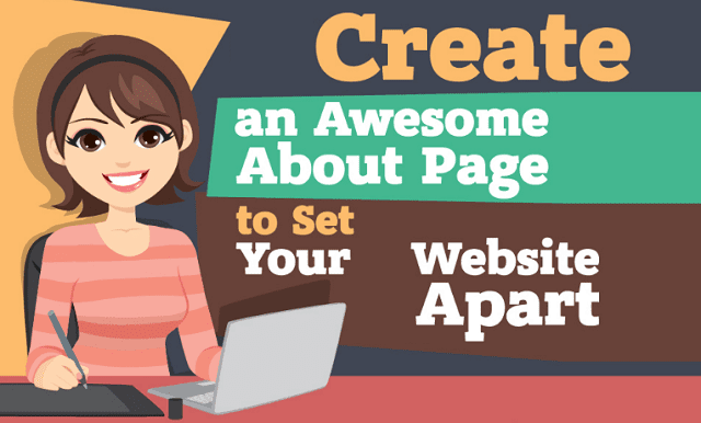 Create an Awesome About Page to Set Your Website Apart