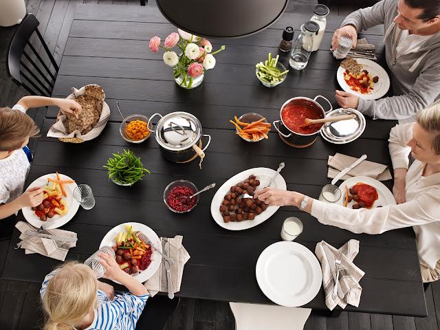 convivir conciliar alimentación salud