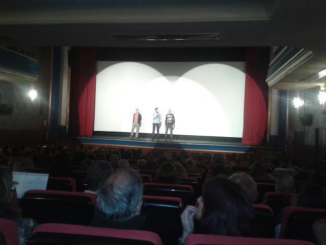 Imagen de presentación de '#despedida 2.0 (2012)' en el Cine Doga de Nájera