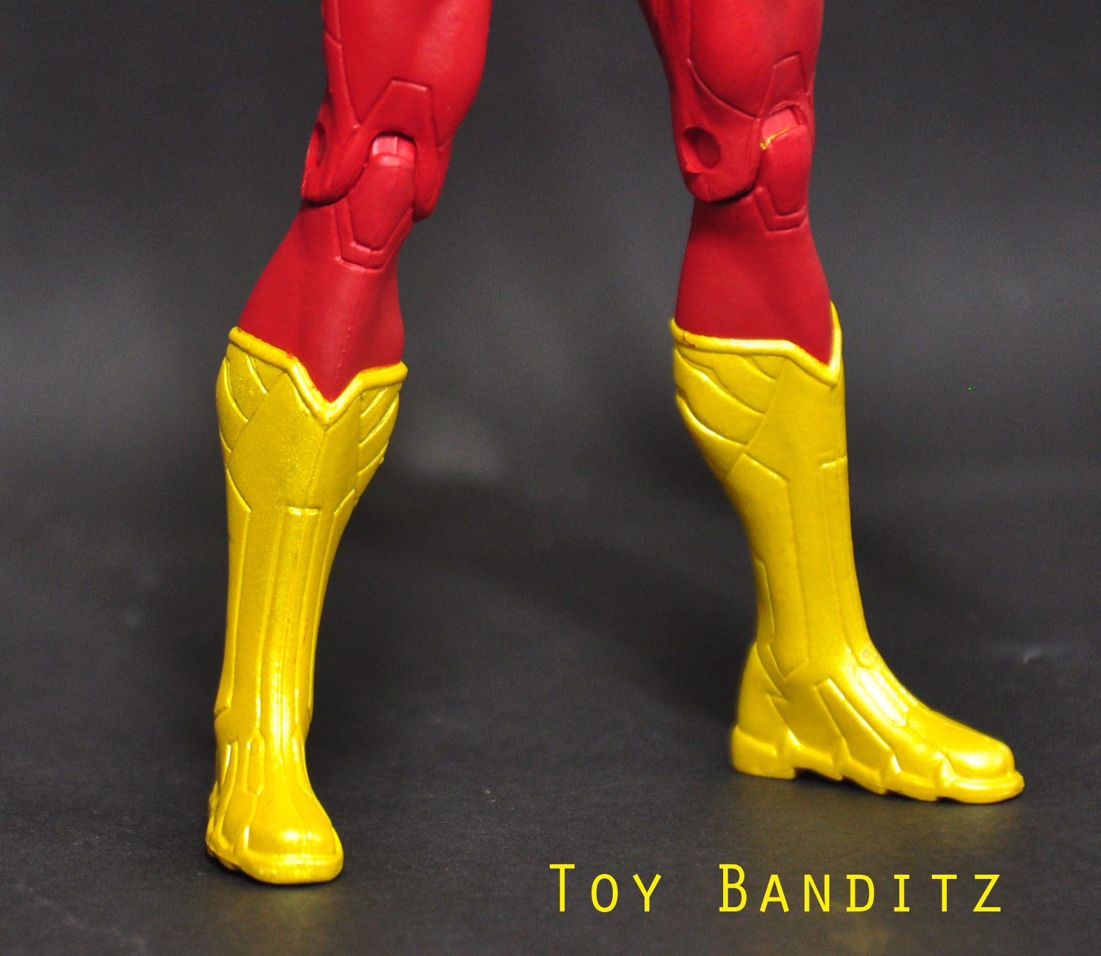 Toy Banditz Dc Collectibles New 52 Flash