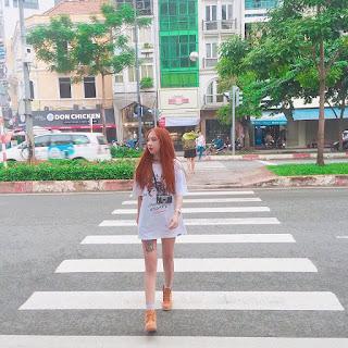 Gái xinh facebook hot girl Vũ Thảo Uyên Nhi (Hi Ceri)