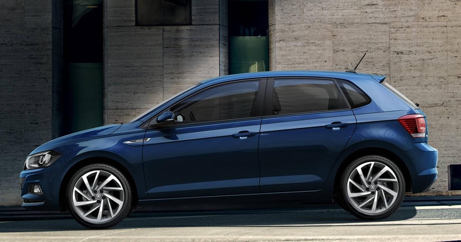 Corolla 2018 Top De Linha >> Polo brasileiro será vendido em 29 países - América Latina | CAR.BLOG.BR