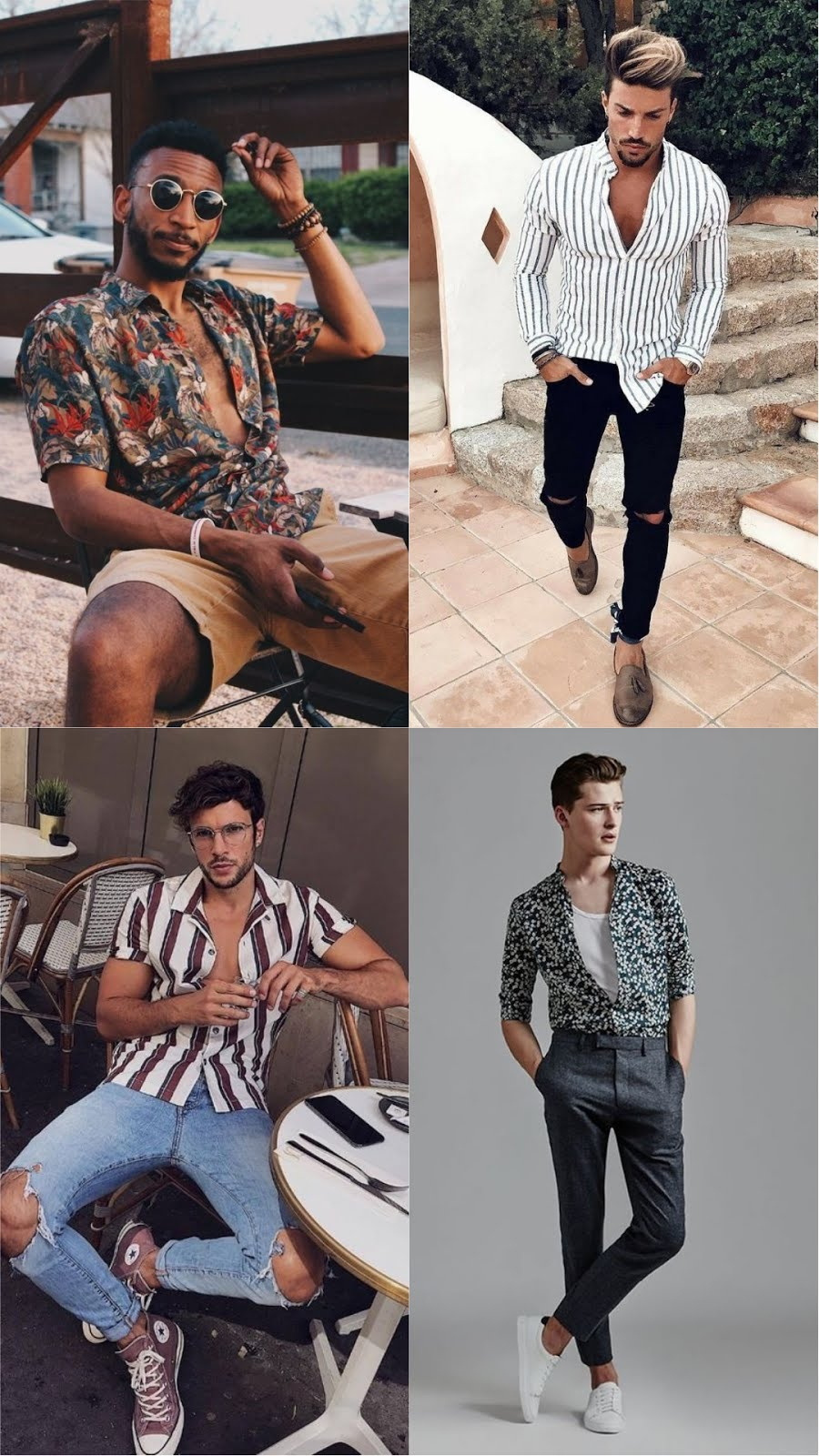 tendencias-moda-masculina-primavera-verao-2019-blog-tres-chic-look-camisa-botao-aberto