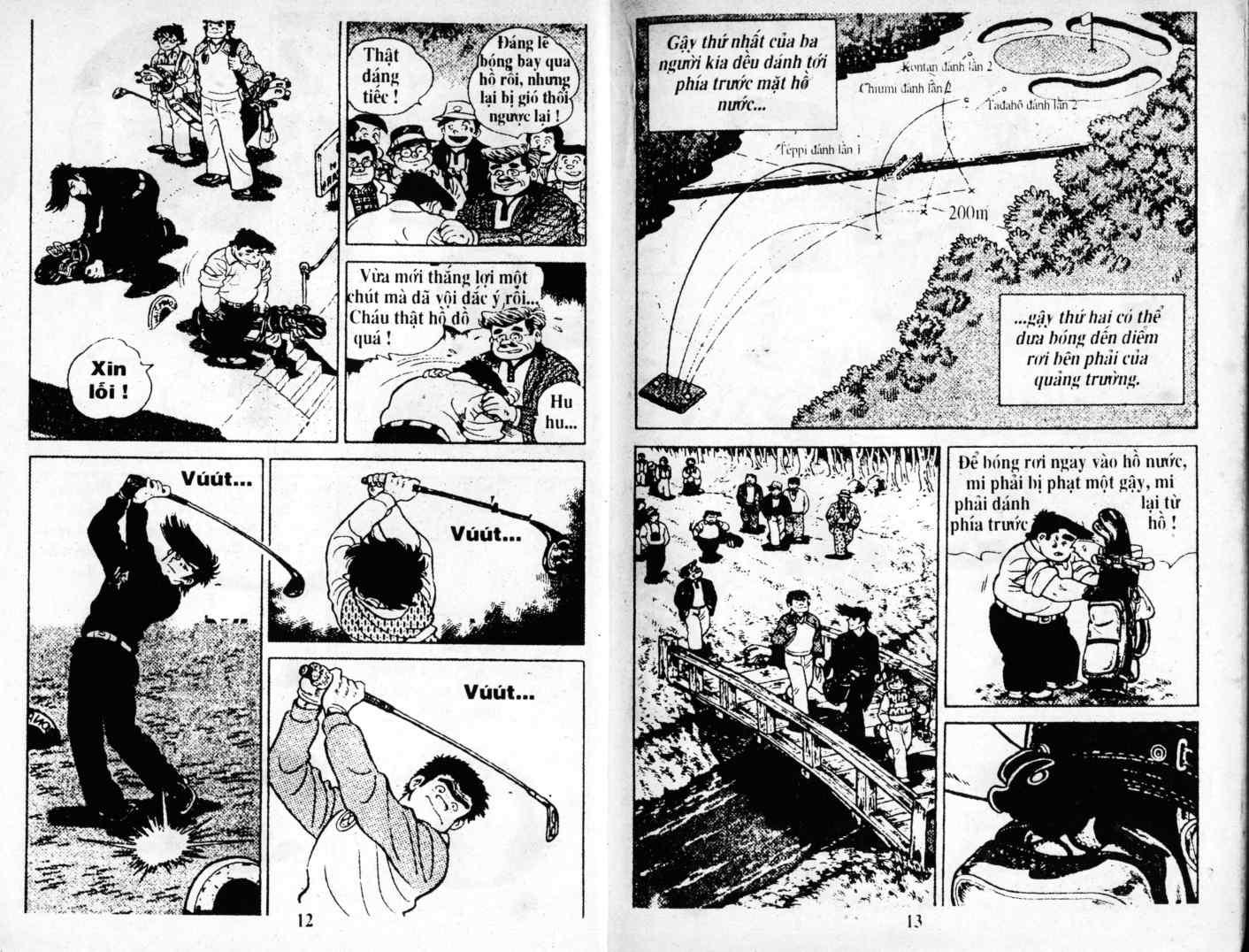 Ashita Tenki ni Naare chapter 4 trang 6