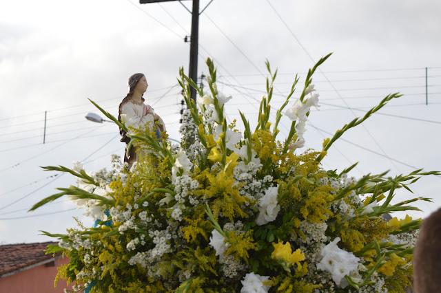 FÉ: Vila de Monte Alegre celebra Nossa Senhora da Conceição.
