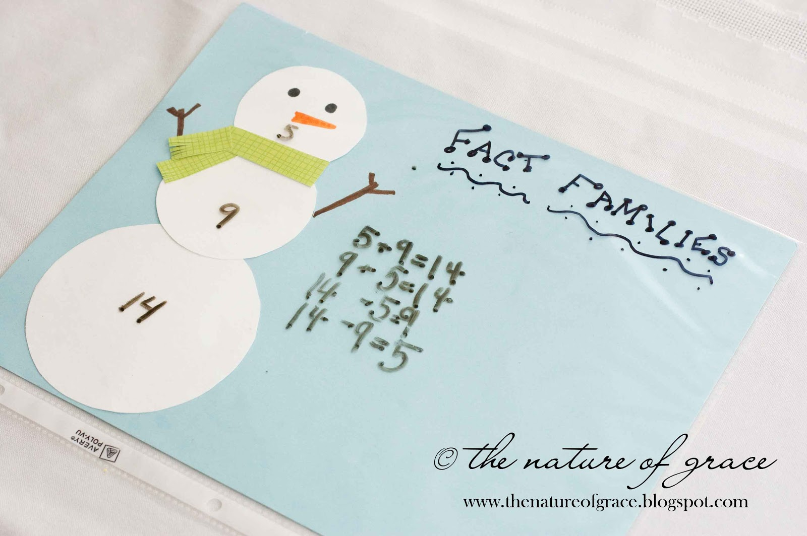 The Nature Of Grace Lesson Theme Winter And Snowmen