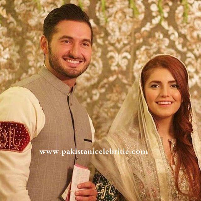 Momina Mustehsan's Husband
