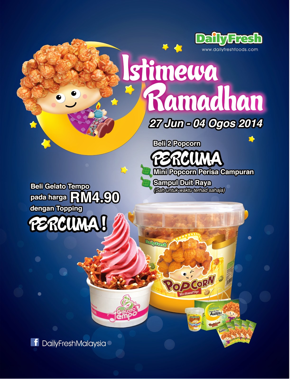 Istimewa Ramadhan With Dailyfresh Malaysian Foodie