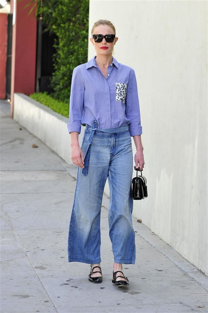 We're Adding Kate Bosworth's Cool Jeans to Our Shopping Cart