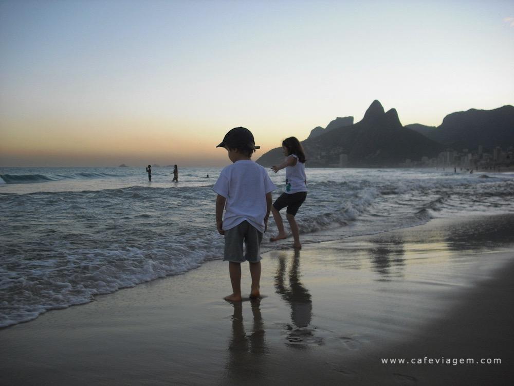 O que fazer no Rio com filhos