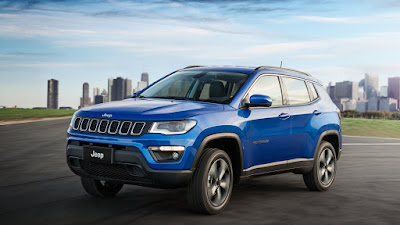 All New 2017 Jeep Compass HD Wallpapers