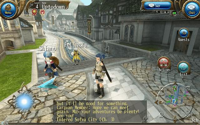 RGB Toram Online Screenshot 06