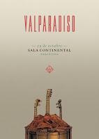 Concierto de Valparadiso en Sala Continental
