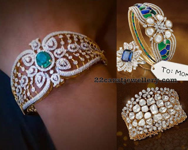 Diamond Kada by Shobha Asar