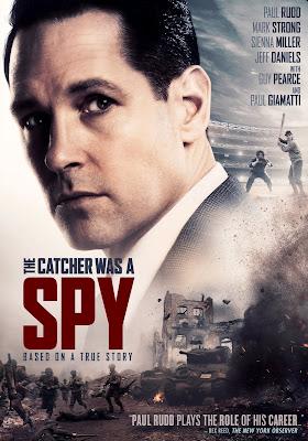 The Catcher Was a Spy [2018] [DVDR R1]
