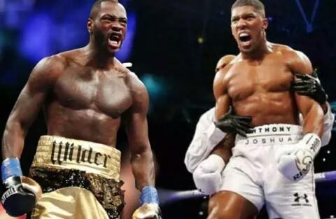 Anthony Joshua vs Wilder
