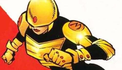 Anggota Big Hero 6 berikutnya adalah Gogo Tamago,