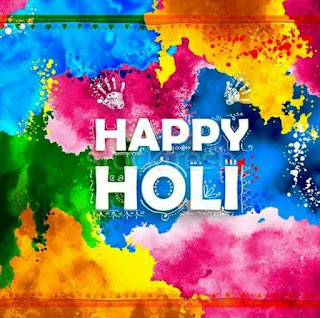 holi greetings 2020
