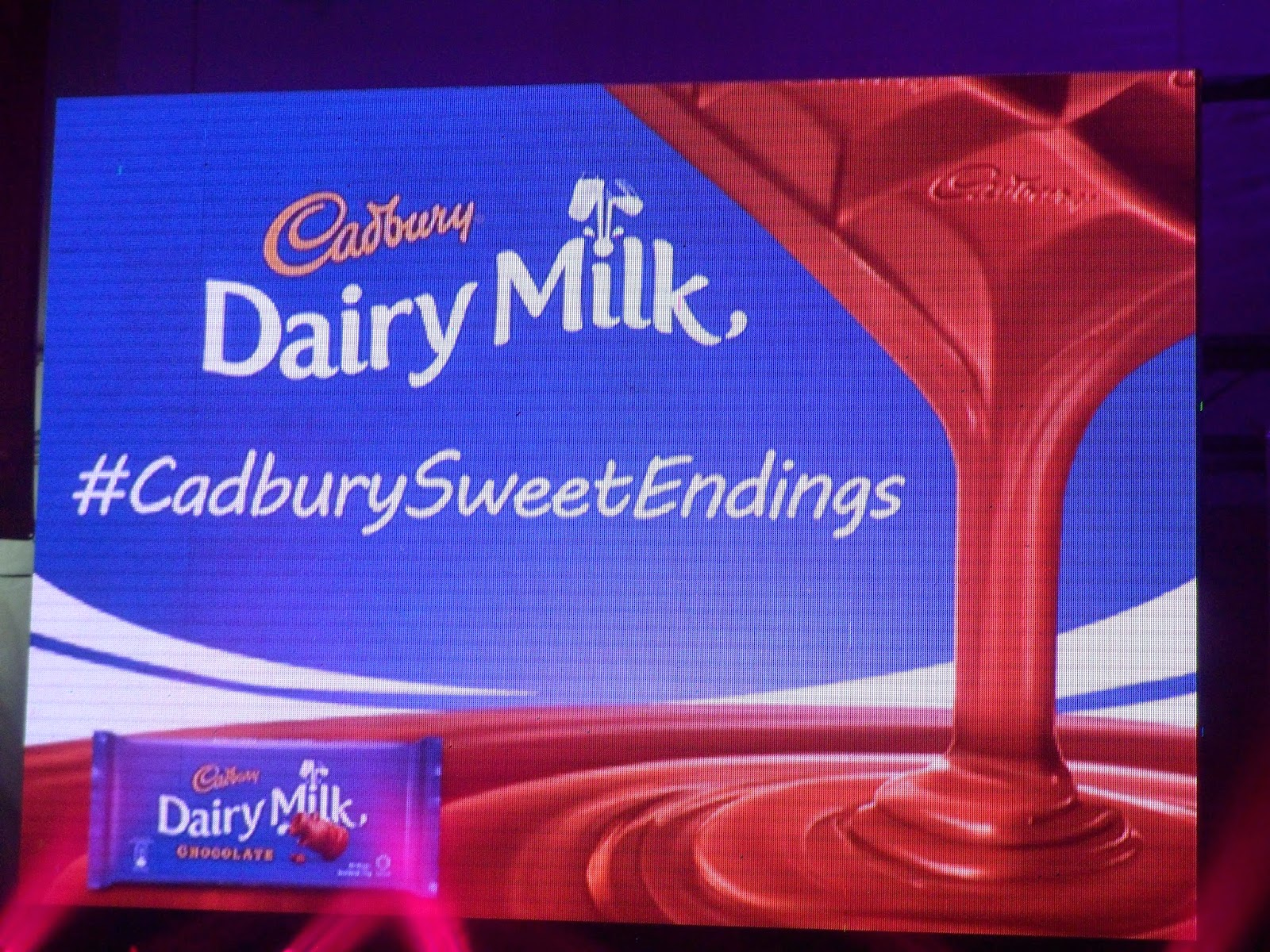 The Cadbury Sweet Endings: How To Eat Chocolate The Right Way