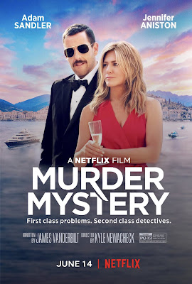 Murder Mystery 2019 Dual Audio 5.1ch 720p WEB HDRip 1Gb x264