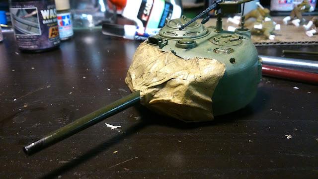 US Marines M4 Sherman (Italieri - 1/35) DSC_0087