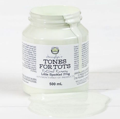 Tones for Tots Fusion Mineral Paint