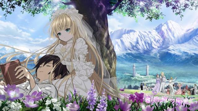 Gosick di Rekomendasi Anime Romance - Shoujo Terbaik