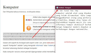Cara Gampang Menghilangkan Warna Background Tulisan Hasil Copy-Paste di Microsoft Word