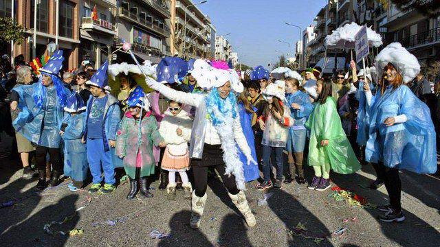 2η συνάντηση των συμμετεχόντων στην αποκριάτικη παρέλαση του Δήμου Αλεξανδρούπολης