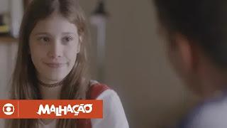 Malhação - Toda Forma de Amar - conheça Anjinha, personagem de Caroline Dallarosa