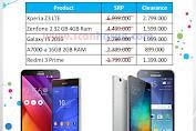 Erajaya Expo 2017 - Promo Erafone Dan iBox Clearance Sale Hingga 90%