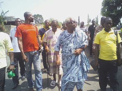 Just In: Ghana Govt Arrest Crusader of the Independence of the Volta Region; 8 others
