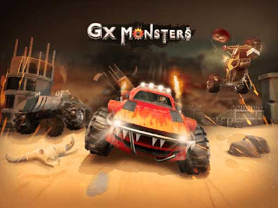 GX Monsters Apk + Mod Money for Android Offline