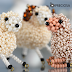 How to Make Adorable Beaded Sheep Tutorial