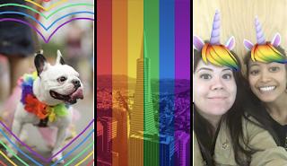 Facebook Celebrates Pride Month
