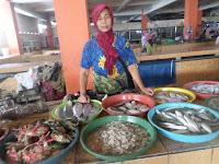 penjual ikan