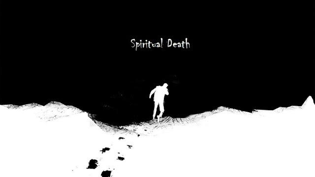 تختبر الموت الروحي والولادة الجديدة