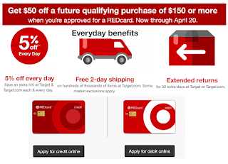 cd3a0abad680 Get a  50 off  150 Purchase at Target When You Sign up For a Target ...