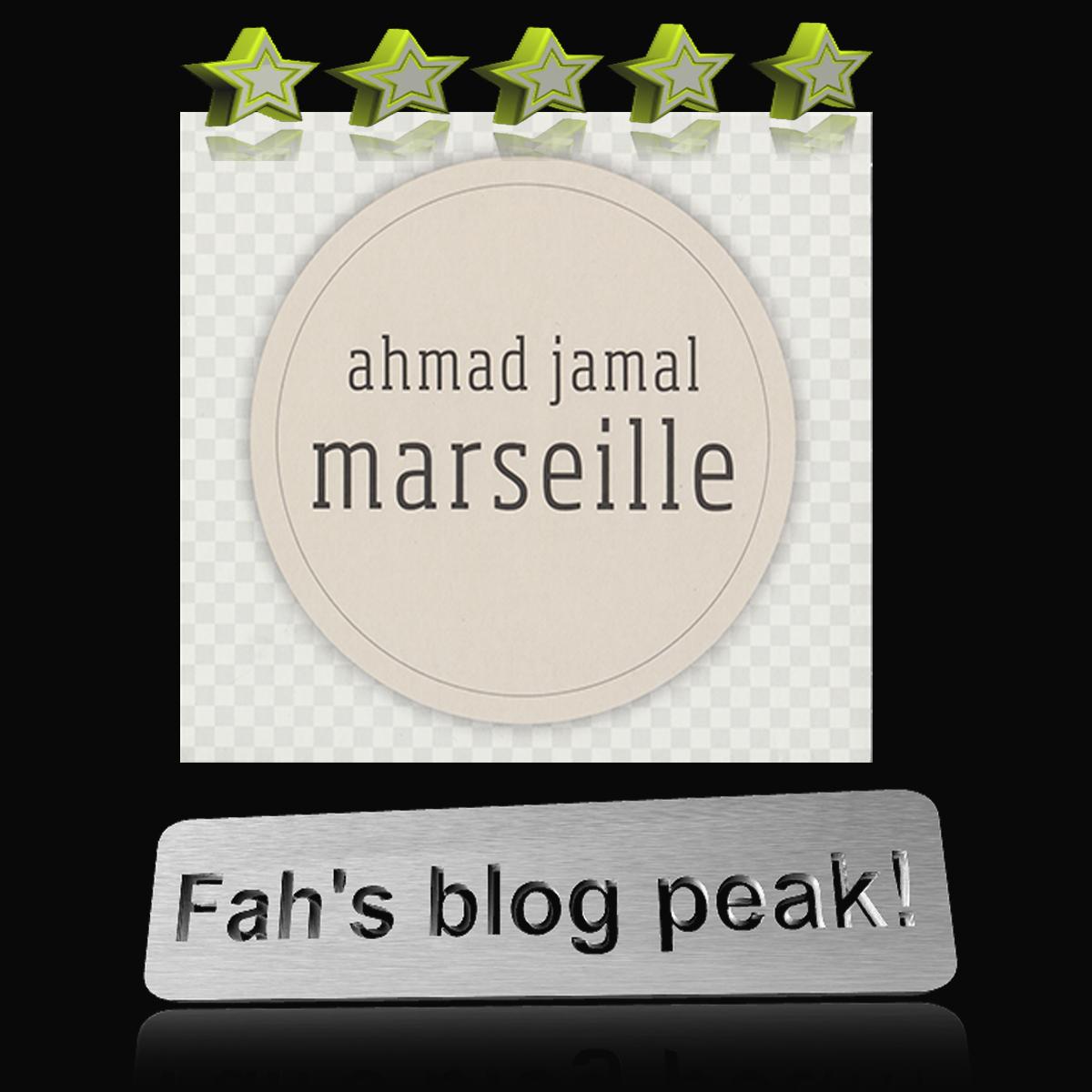 Ahmad Jamal All Of You