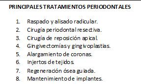 "<Imgsrc =""Principales-tratamientos-periodontales.jpg"" width = ""287"" height ""172"" border = ""0"" alt = ""Tratamientos periodontales"">"
