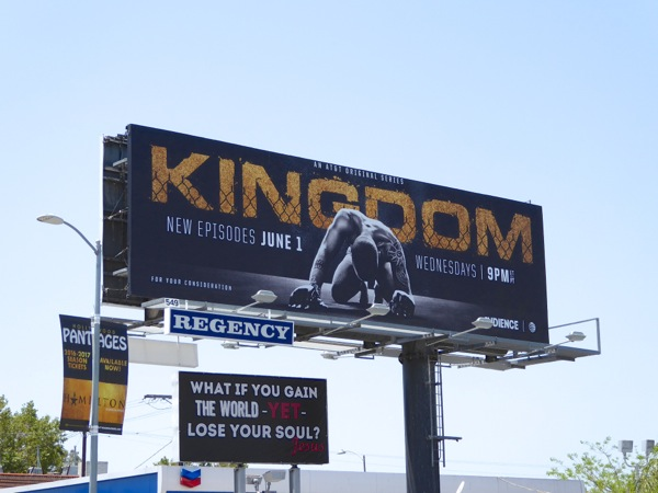Kingdom season 2 part 2 billboard