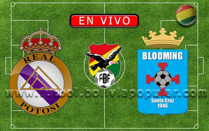 【En Vivo】Real Potosí vs. Blooming - Torneo Clausura 2019