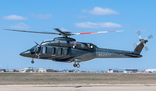 Helikopter Bell 525