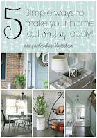 http://graceleecottage.blogspot.com/2016/04/5-simple-ways-to-make-your-home-feel.html
