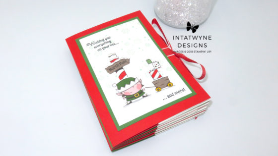 Santa's Workshop by Stampin Up
