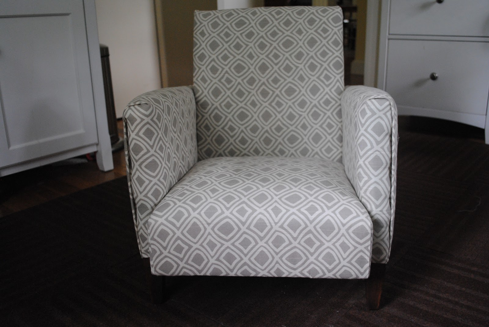 325aeacc22db6  DIY ish Upholstered Child s Rocking Chair - The Chronicles of Home
