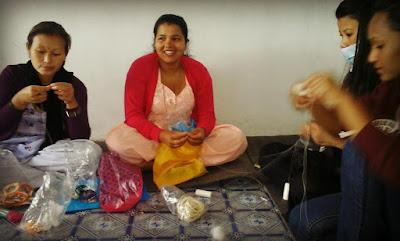 nepal bracelets fair trade