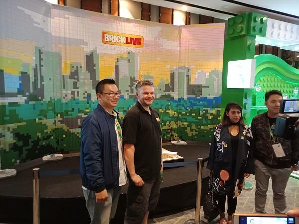 Bricklive Hadir Di Jakarta Dan Pertama Kali Di Asia Tenggara