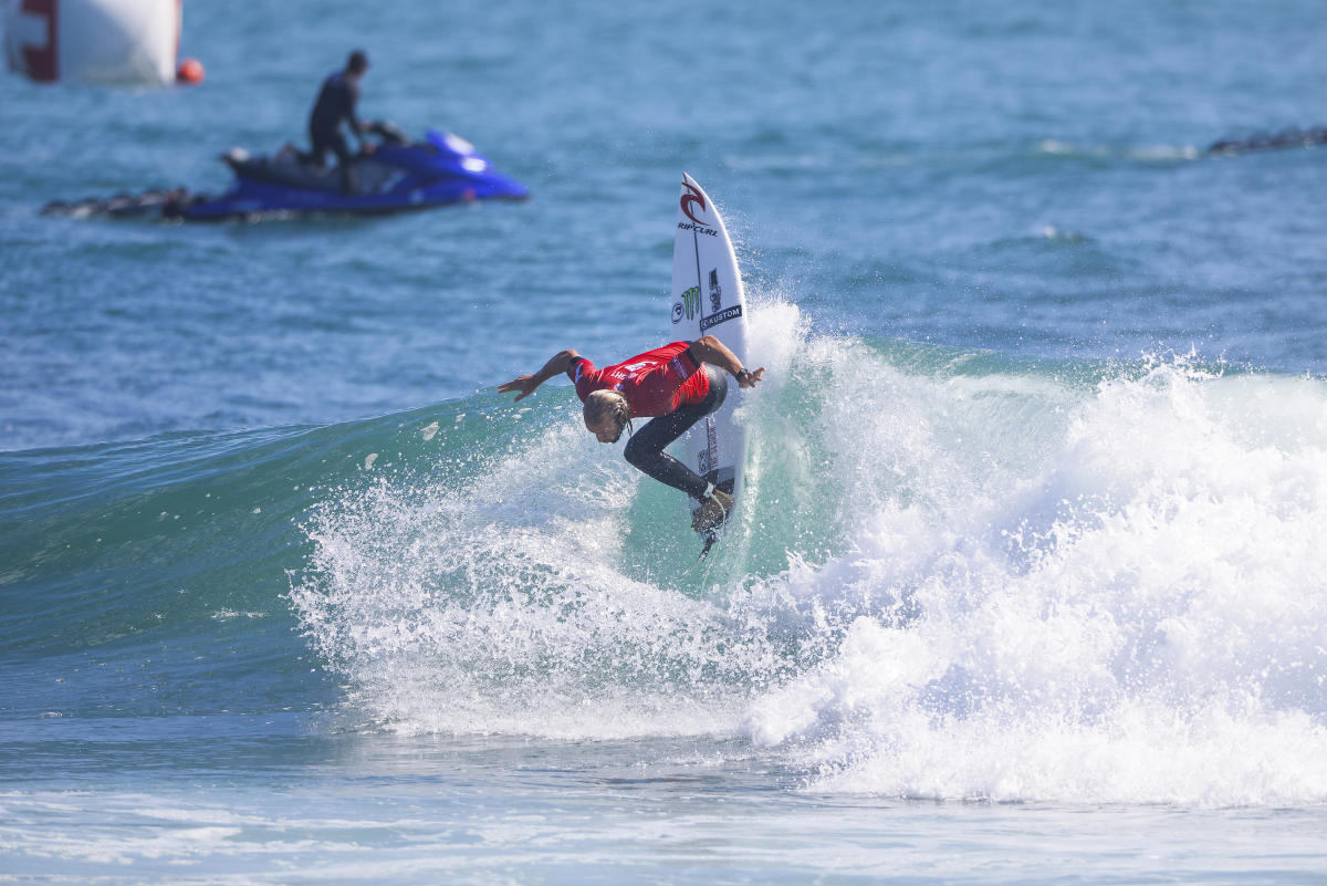 23 Owen Wright Hurley Pro at Trestles foto WSL Kenneth Morris