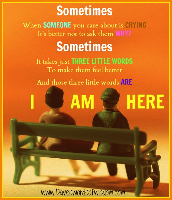 Beautiful, Your life and Happy on Pinterest   Being There For Someone When They Need You